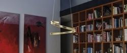 Braga SPIRA 90cm LED-Pendelleuchte 2130/S90