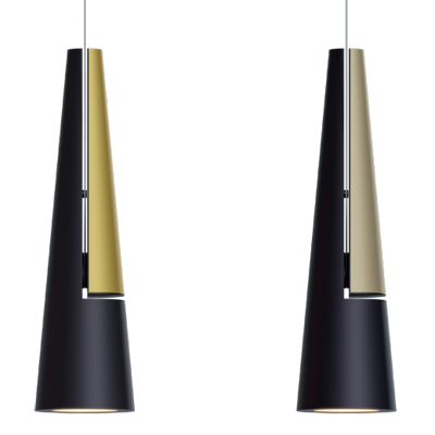 Oligo Cone Pendelleuchte für Slack-Line system