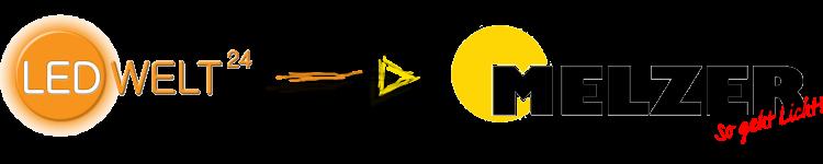 Logo LEDWelt24 wird Lichthaus Melzer